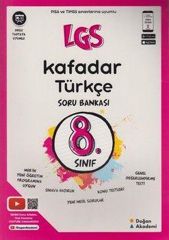 Doğan Akademi 8. Sınıf LGS Türkçe Kafadar Soru Bankası