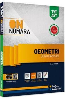 Doğan Akademi TYT AYT Geometri On Numara Soru Bankası