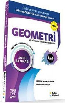 Doğan Akademi TYT AYT Geometri Soru Bankası