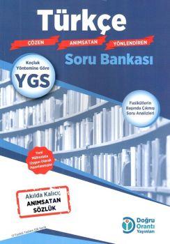Doğru Orantı Yayınları YGS Türkçe Soru Bankası