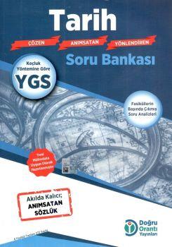Doğru Orantı Yayınları YGS Tarih Soru Bankası