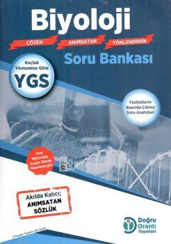 Doğru Orantı Yayınları YGS Biyoloji Soru Bankası