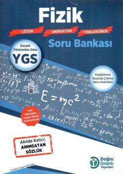 Doğru Orantı Yayınları YGS Fizik Soru Bankası