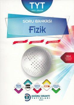 Doğru Orantı Yayınları TYT Fizik Soru Bankası
