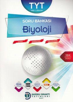 Doğru Orantı Yayınları TYT Biyoloji Soru Bankası