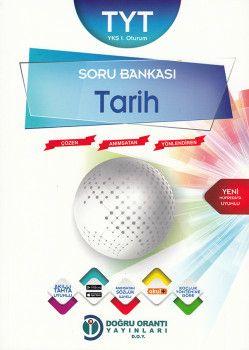 Doğru Orantı Yayınları TYT Tarih Soru Bankası