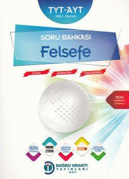 Doğru Orantı Yayınları TYT AYT Felsefe Soru Bankası