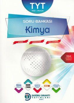 Doğru Orantı Yayınları TYT Kimya Soru Bankası
