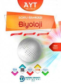 Doğru Orantı Yayınları AYT Biyoloji Soru Bankası