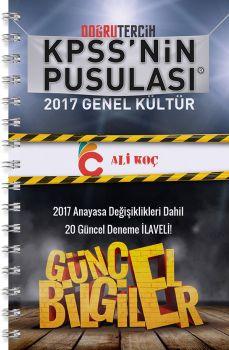 Doğru Tercih 2017 KPSS nin Pusulası Genel Kültür Güncel Bilgiler