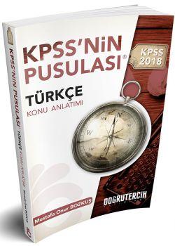 Doğru Tercih 2018 KPSS nin Pusulası Türkçe Konu Anlatımlı