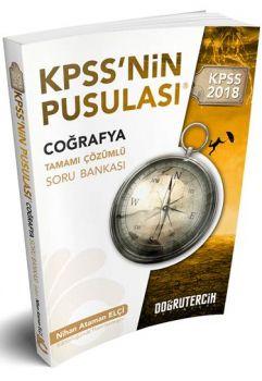 Doğru Tercih 2018 KPSS nin Pusulası Coğrafya Tamamı Çözümlü Soru Bankası