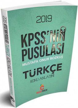 Doğru Tercih 2019 KPSS nin Pusulası Türkçe Konu Anlatımlı