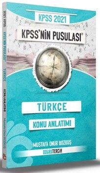 Doğru Tercih 2021 KPSS nin Pusulası Türkçe Konu Anlatımı