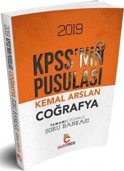 Doğru Tercih Yayınları 2019 KPSS nin Pusulası Coğrafya Soru Bankası