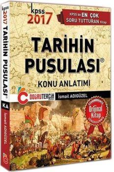 Doğru Tercih Yayınları KPSS 2017 Tarihin Pusulası Konu Anlatımı İsmail Adıgüzel