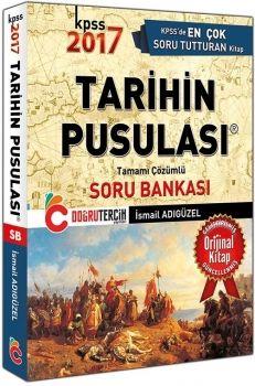 Doğru Tercih Yayınları KPSS 2017 Tarihin Pusulası Tamamı Çözümlü Soru Bankası