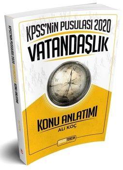 Doğru Tercih Yayınları 2020 KPSS nin Pusulası Anayasa Konu Anlatımı