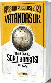 Doğru Tercih Yayınları 2020 KPSSnin Pusulası Vatandaşlık Soru Bankası