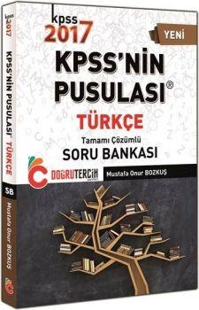 Doğru Tercih Yayınları 2017 KPSS nin Pusulası Türkçe Tamamı Çözümlü Soru Bankası