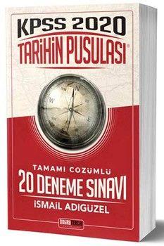 Doğru Tercih Yayınları 2020 KPSS Tarihin Pusulası Tamamı Çözümlü 20 Deneme