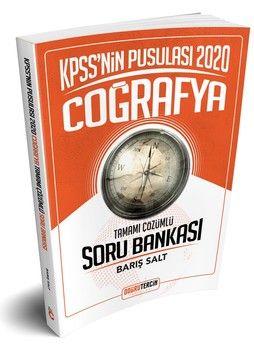 Doğru Tercih Yayınları 2020 KPSS nin Pusulası Coğrafya Soru Bankası