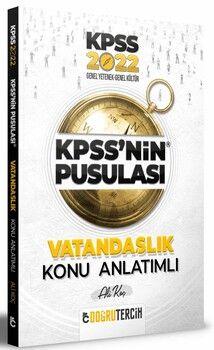 Doğru Tercih Yayınları 2022 KPSS NİN Pusulası Anayasa Konu Anlatımı