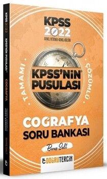Doğru Tercih Yayınları 2022 KPSS NİN Pusulası Coğrafya Soru Bankası