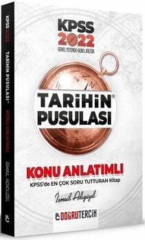 Doğru Tercih Yayınları 2022 KPSS Tarihin Pusulası Konu Anlatımı
