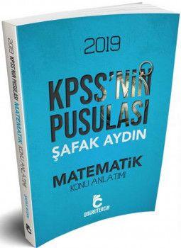 Doğru Tercih Yayınları 2019 KPSS nin Pusulası Matematik Konu Anlatımı