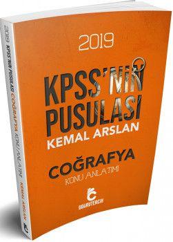 Doğru Tercih Yayınları 2019 KPSSnin Pusulası Coğrafya Konu Anlatımı