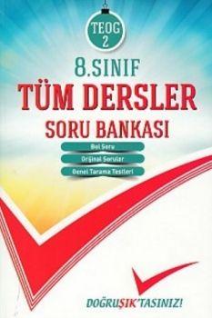 Doğruşık Yayınları 8. Sınıf TEOG 2 Tüm Dersler Soru Bankası