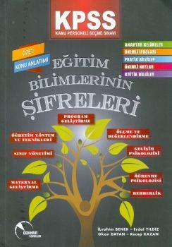 Doktrin Yayınları KPSS Eğitim Bilimlerinin Şifreleri Özet Konu Anlatımı