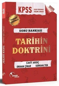 Doktrin Yayınları 2020 KPSS Tarihin Doktrini Soru Bankası