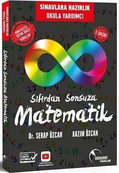 Doktrin Yayınları Sıfırdan Sonsuza Matematik Konu Özetli Soru Bankası