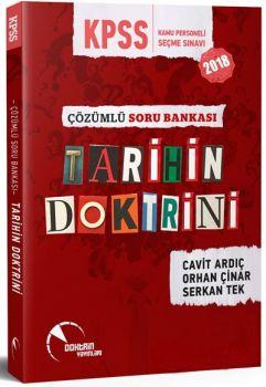 Doktrin Yayınları 2018 KPSS Tarihin Doktrini Çözümlü Soru Bankası