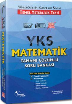 Doktrin Yayınları YKS 1. Oturum TYT Matematik Tamamı Çözümlü Soru Bankası