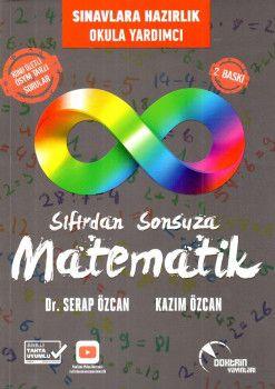 Doktrin Yayınları YKS TYT KPSS ALES DGS Sıfırdan Sonsuza Matematik Konu Anlatımlı