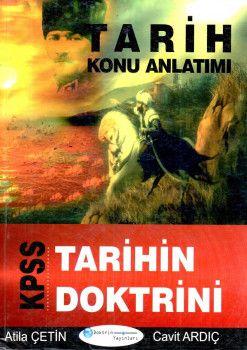 Doktrin Yayınları KPSS Tarihin Doktrini Konu Anlatımlı