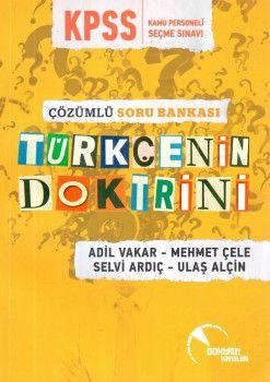 Doktrin Yayınları KPSS Türkçenin Doktrini Çözümlü Soru Bankası