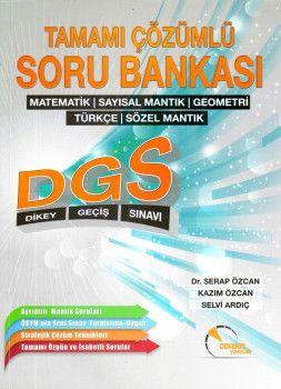 Doktrin Yayınları DGS Tamamı Çözümlü Soru Bankası