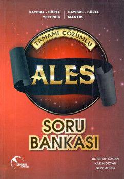 Doktrin Yayınları ALES Tamamı Çözümlü Soru Bankası