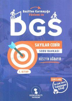 Dokuzaltı Yayınları DGS Sayılar Cebir Soru Bankası 1. Kitap