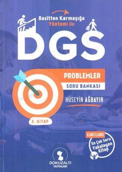 Dokuzaltı Yayınları DGS Problemler Soru Bankası 2. Kitap