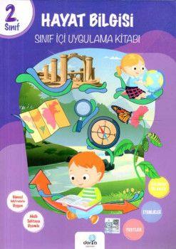 Dorya Yayınları 2. Sınıf Hayat Bilgisi Sınıf İçi Uygulama Kitabı