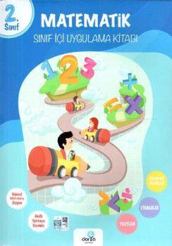 Dorya Yayınları 2. Sınıf Matematik Sınıf İçi Uygulama Kitabı