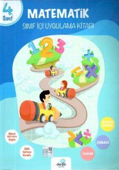 Dorya Yayınları 4. Sınıf Matematik Sınıf İçi Uygulama Kitabı