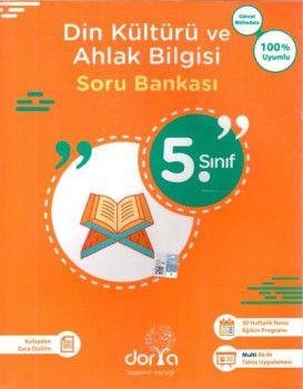 Dorya Yayınları 5. Sınıf Din Kültürü ve Ahlak Bilgisi Soru Bankası