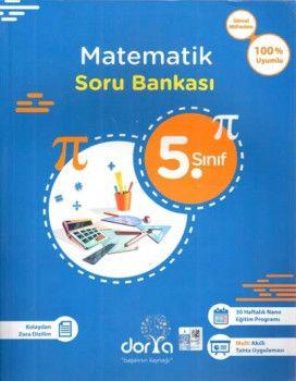 Dorya Yayınları 5. Sınıf Matematik Soru Bankası