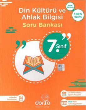 Dorya Yayınları 7. Sınıf Din Kültürü ve Ahlak Bilgisi Soru Bankası
